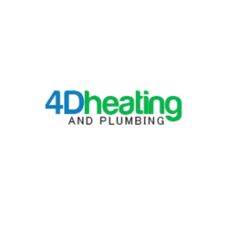 4D Heating and Plumbing Logo 500x500  .png
