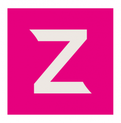 Zappz logo single pink background white letter .png