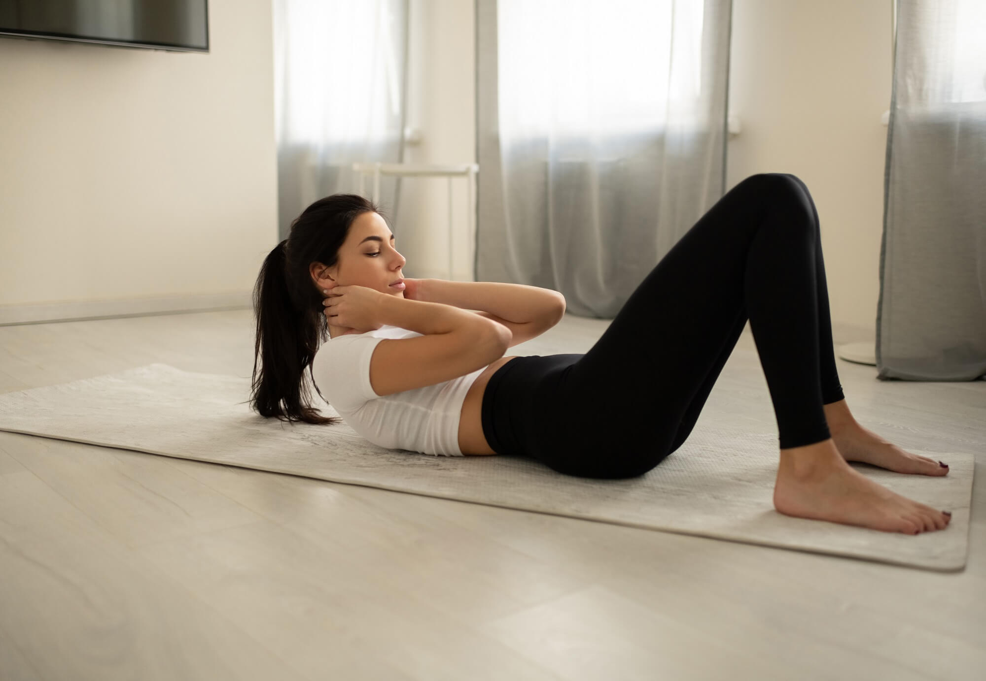 workout to reduce belly fat