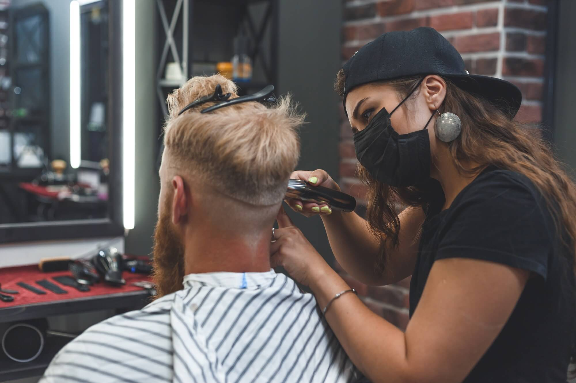 health and safety guidelines for hairdressers uk