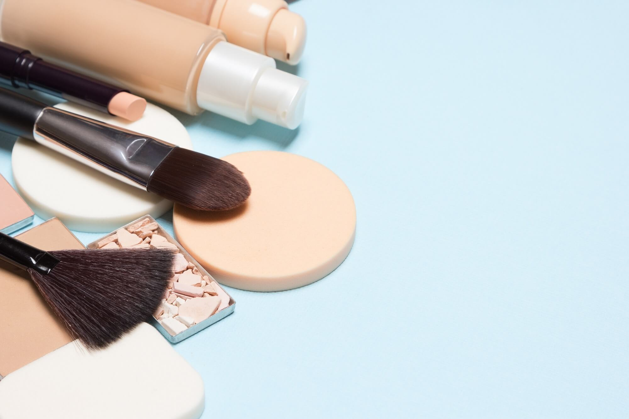 Makeup foundation products