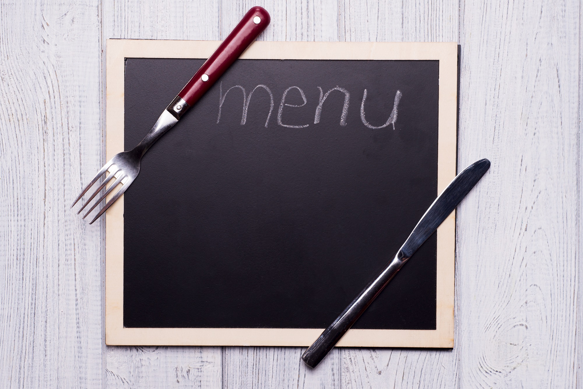 restaurant menu is another very powerful restaurant industry trend