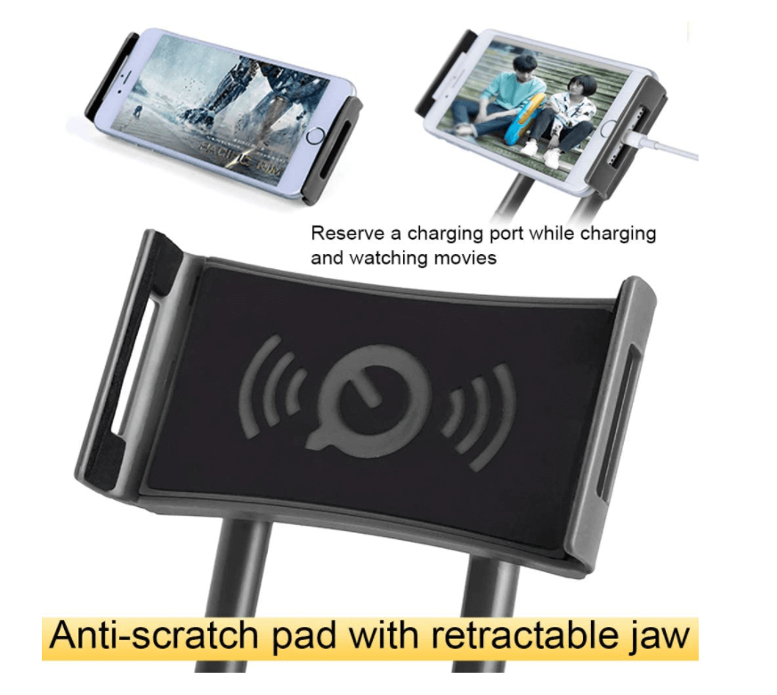 anti scratch pad for Neck Phone Holder