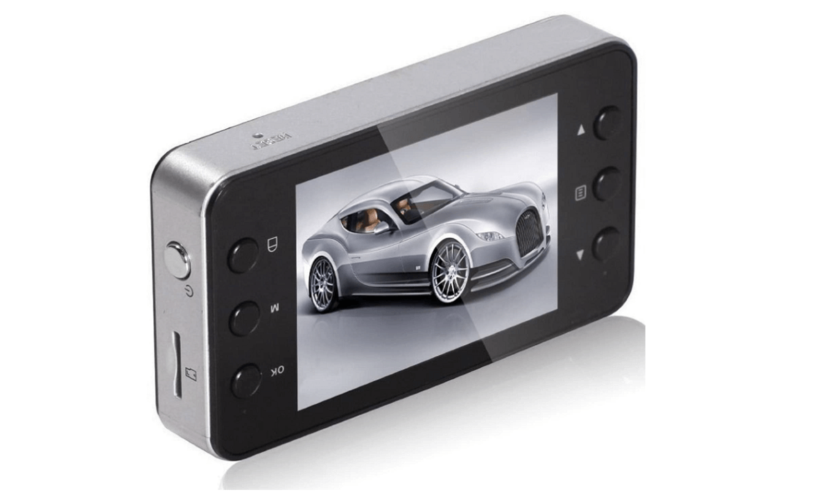 uk dash cameras front view