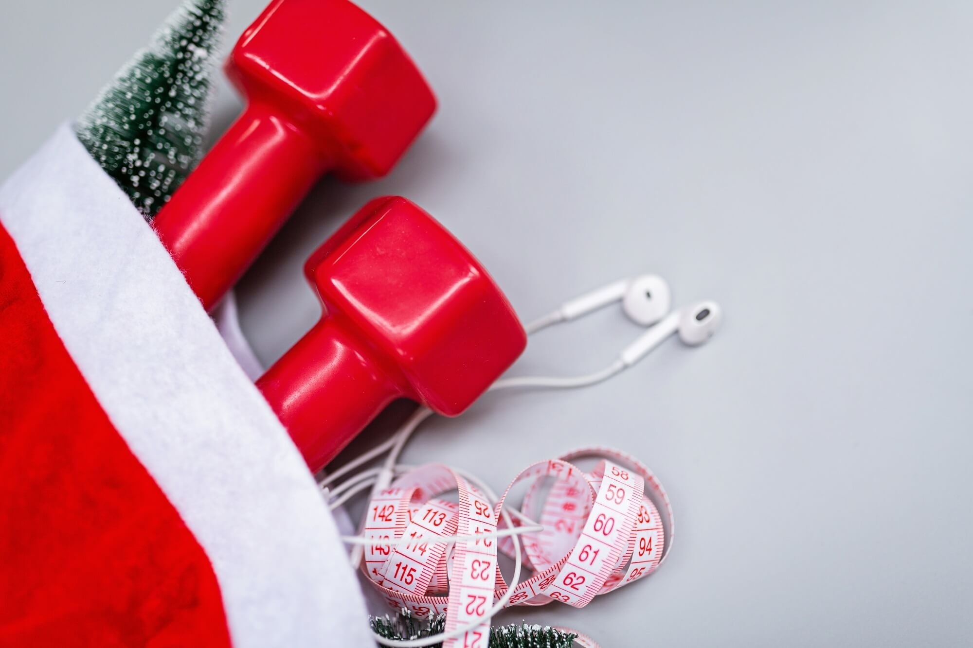 staying healthy during the holidays with exercise presents