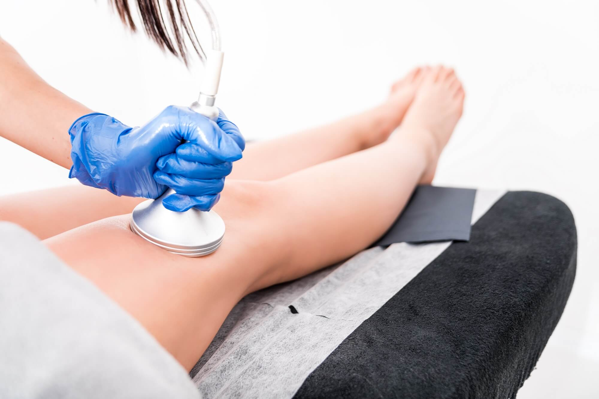 women taking medical spa services