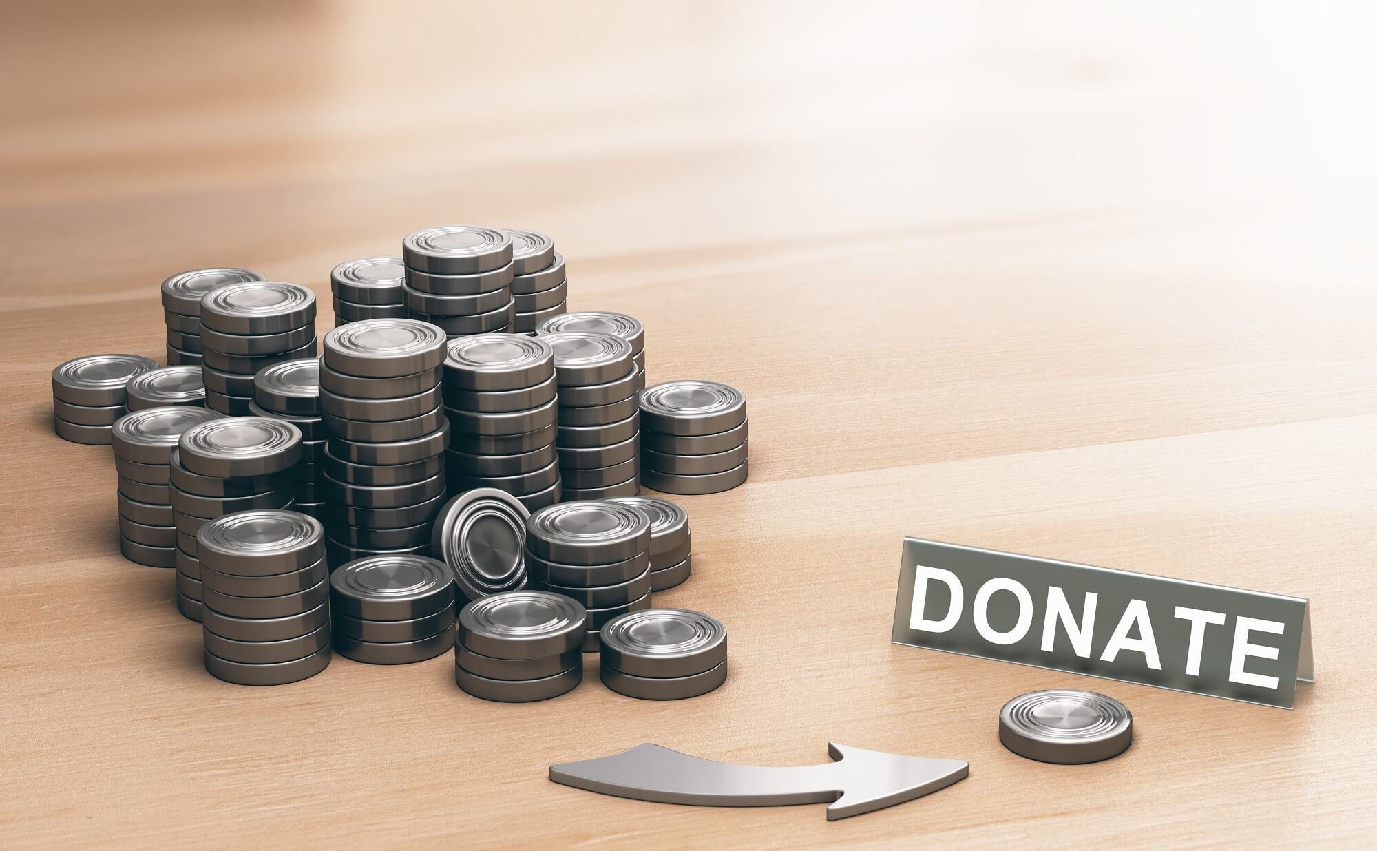 facts about charity donations