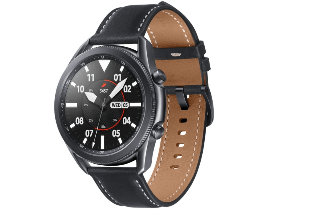 Samsung Galaxy Watch 3 one of the best android smartwatches
