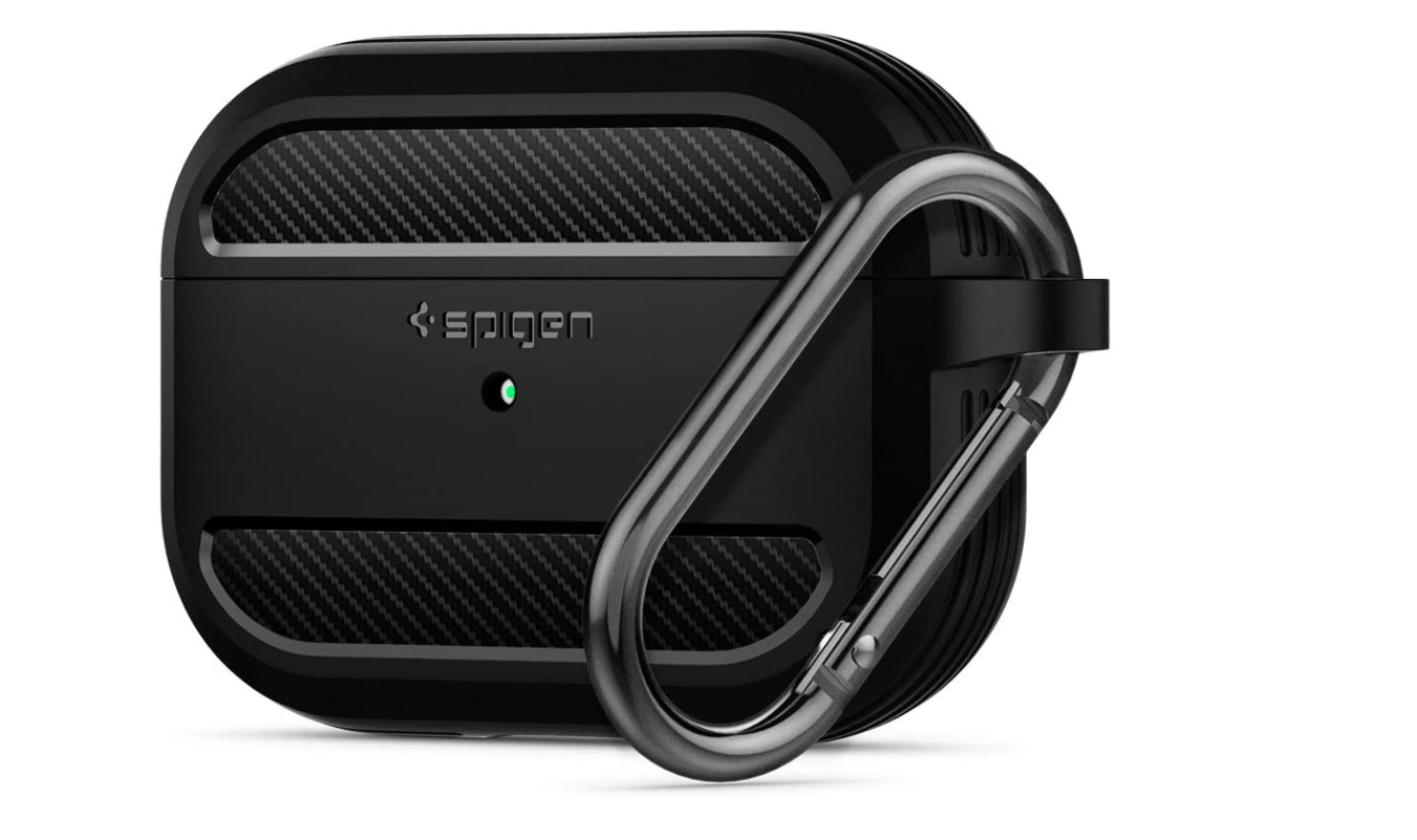 Spigen Rugged Armor AirPods Charger Case