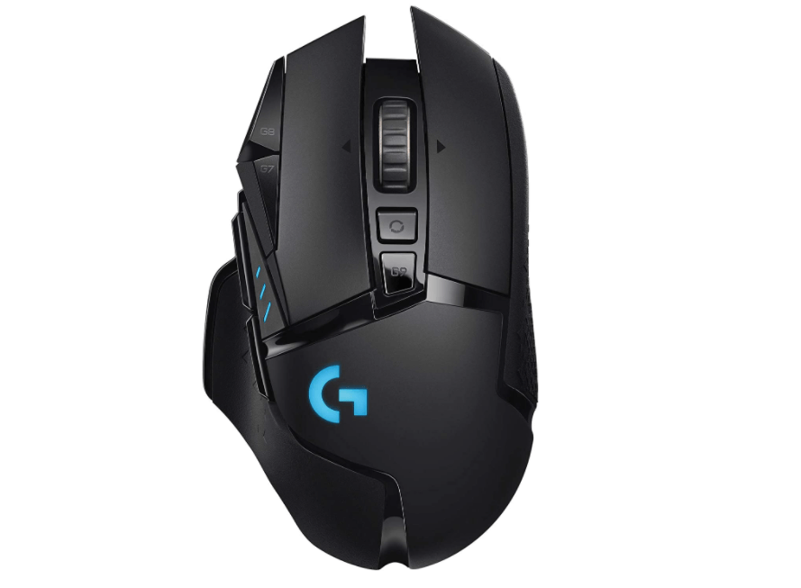 best wireless gaming mouse in black colour